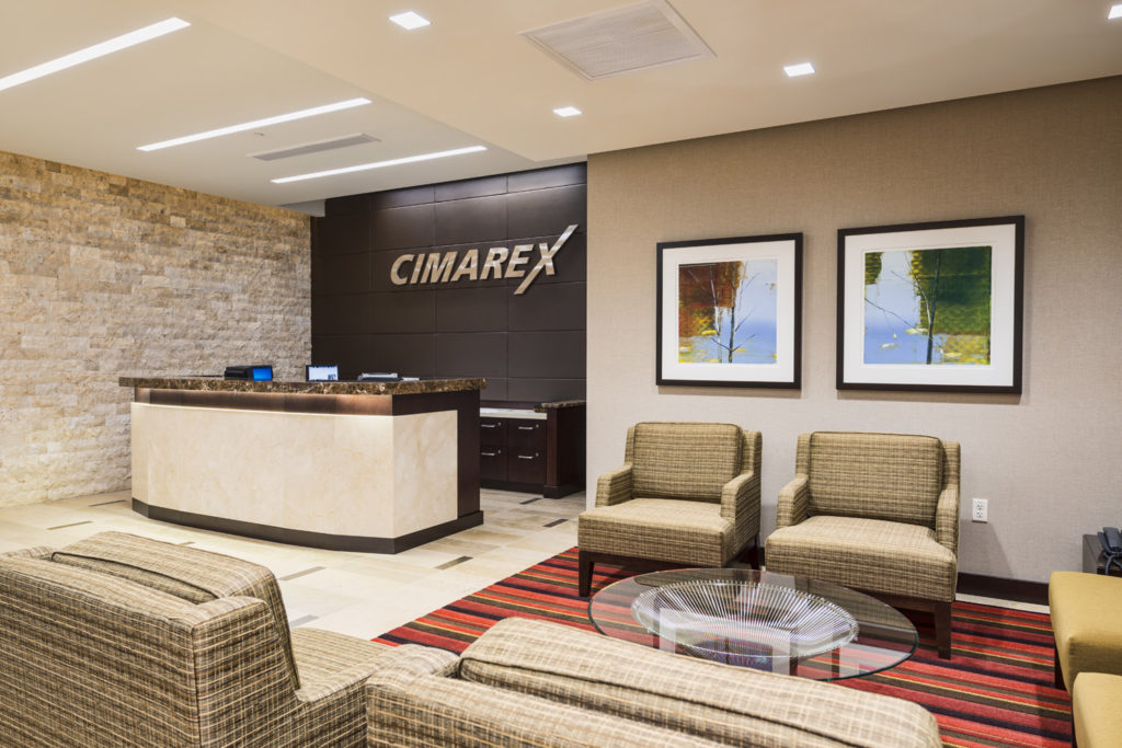 Cimarex Energy Corporate Headquarters