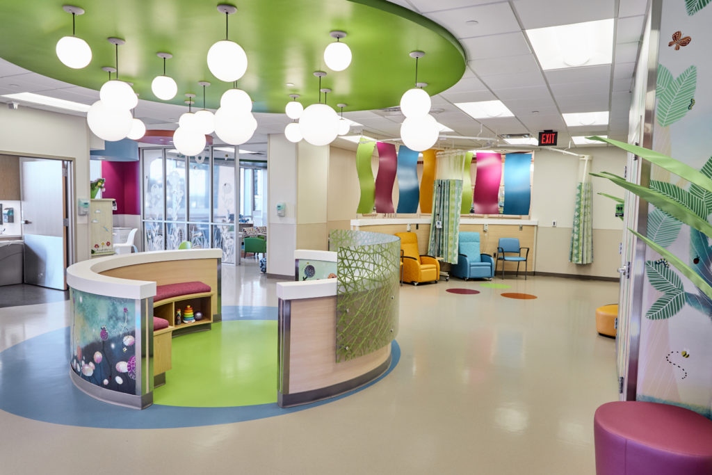 St. Jude Affiliate Clinic at The Children's Hospital