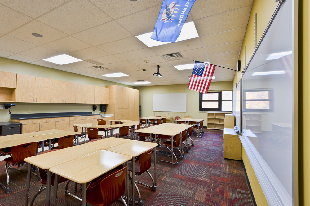 Classroom at Northwoods