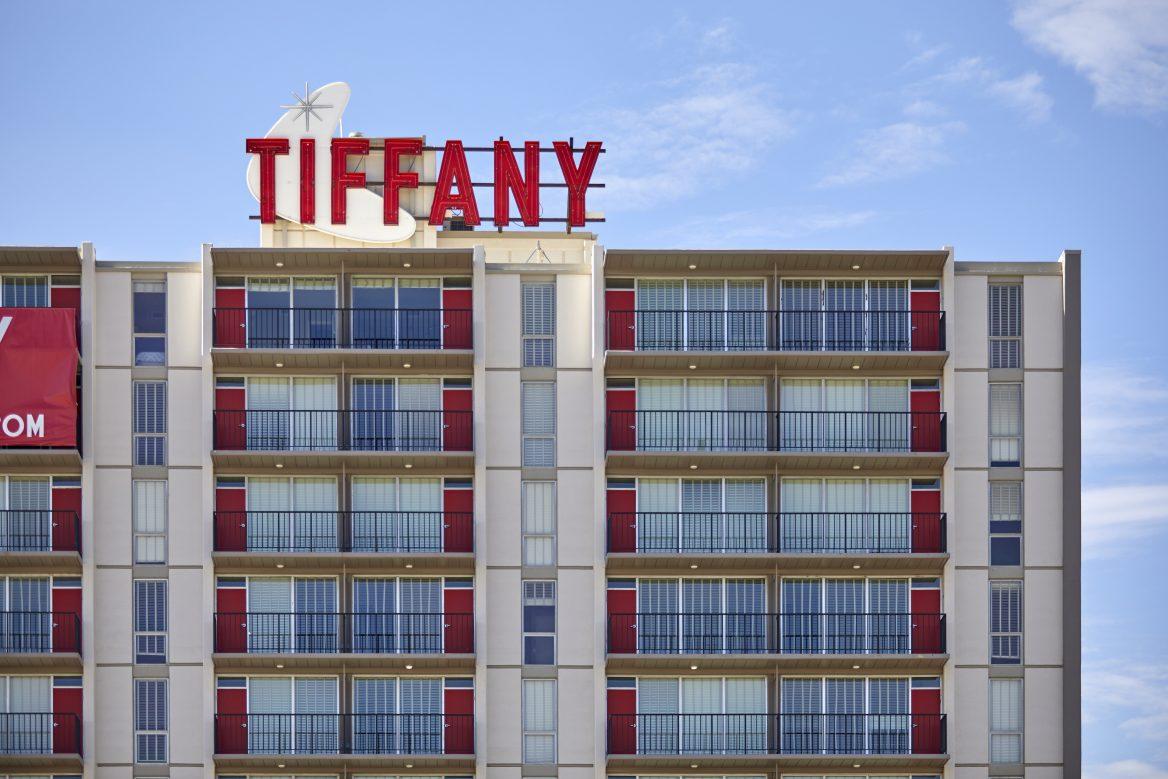 Tiffany Apartments Exterior